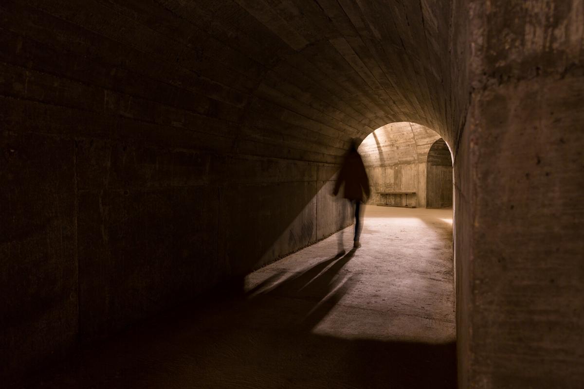 Fotógrafa de arquitectura bodega Burgos