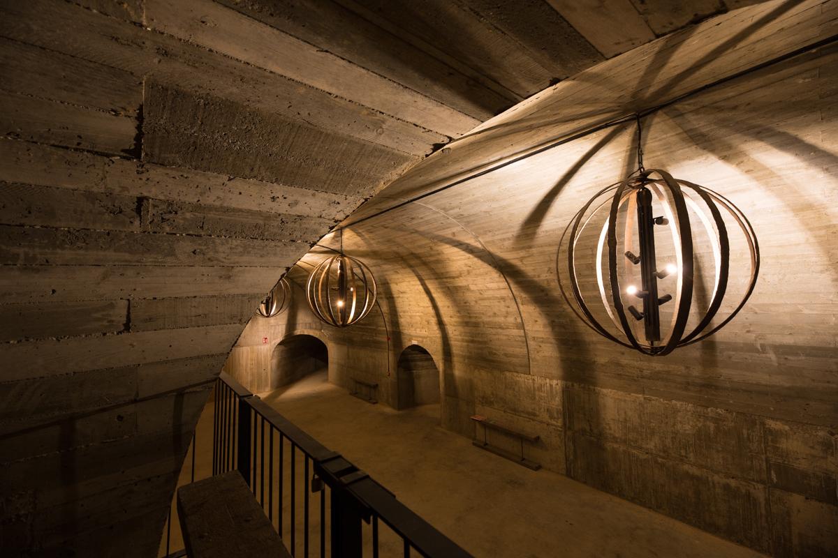 Fotografa de arquitectura. Bodega Burgos