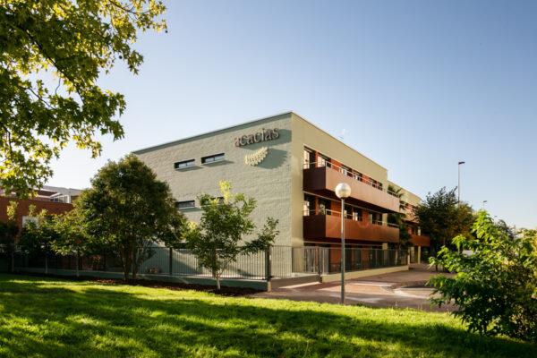 Fotógrafa de arquitectura Logroño