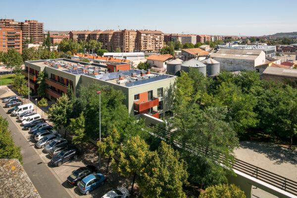 Fotógrafa de arquitectura, Logroño