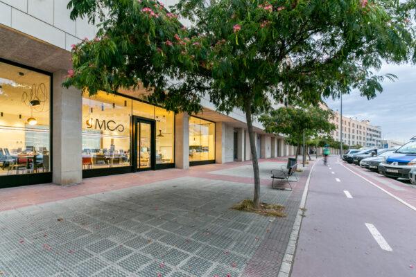 Oficinas de JMC, Logroño