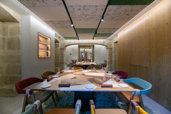 Fotografía arquitectura Hotel Palacio Samaniego, La Rioja