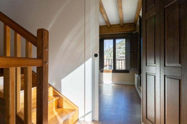 Fotografía de Interiorismo. Casa de piedra