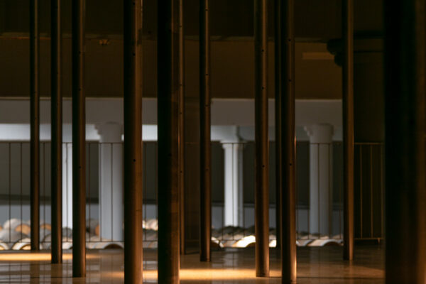 Fotografía de arquitectura. Detalle de materiales